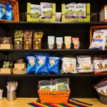 Well-stocked pantry