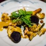 Singapore Curry Cauliflower
