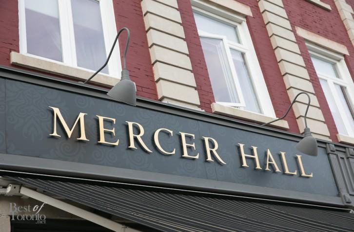 Mercer Hall