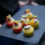 Sangria Cupcakes | Photo: Nick Lee