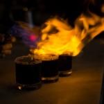 Black Mamba Margarita | Photo: Nick Lee