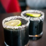 Black Mamba Margarita | Photo: John Tan