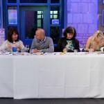 Judges Amy Rosen, Corey Mintz, Mary Luz Mejia, Abbey Sharp