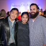 Lance Chung, Amarsana Gendunova, Nelson