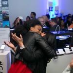Jully Black has big love and hugs for Tanya Kim | Photo: Nick Lee