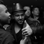 Julian Brass with Jay Strut | Photo: Nick Lee
