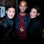 Lance Chung, Tyler Kenny, Justine