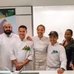 Chef Nina Compton and Team