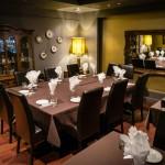 Private dining room | Photo: John Tan