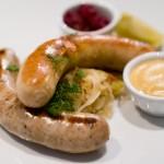 Oktoberfest sausage board | Photo: John Tan