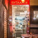 Entrance to the kitchen | Photo: John Tan
