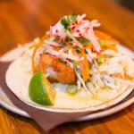 Baja Fish Taco | Photo: Nick Lee
