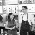 Evelyn Wu, Chef Wayne Morris