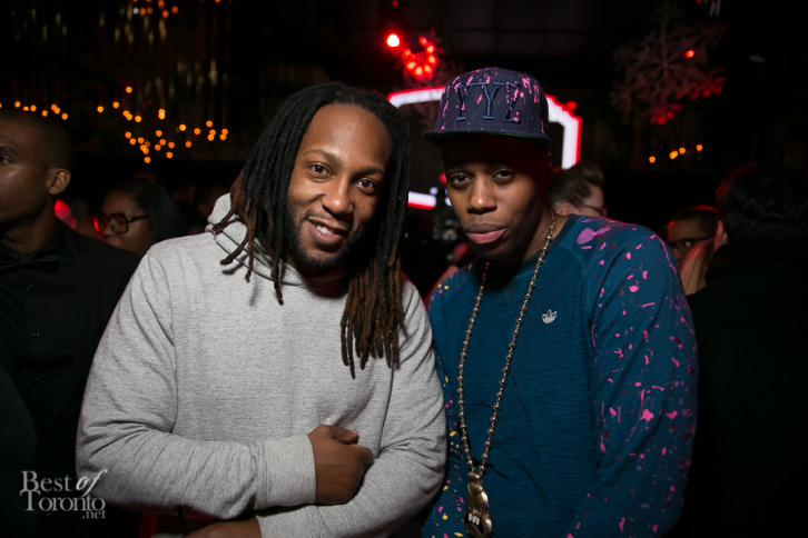 Tyrone Edwards (1LoveTO), Kardinal Offishall