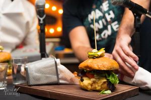 That's a big juicy burger