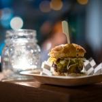 Ontario harvest brisket burger