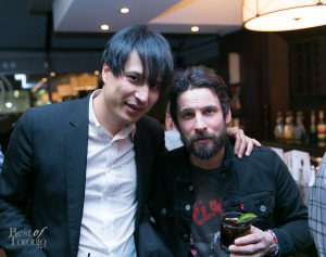 Jeffrey Remedios (Arts & Crafts), Sam Roberts (Sam Roberts Band)
