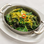 Kale With Chili, Garlic, Lemon And Gremolata | Photo: Brilynn Ferguson