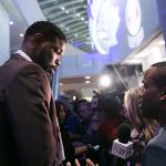 Amir Johnson interview