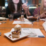Desserts with Charles Smith Wines' 2007 Skull Syrah