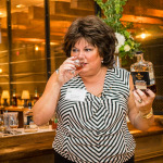 Tish Harcus, Brand Ambassador for Canadian Club