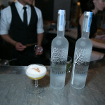 Feature McLaren cocktails with Belvedere vodka