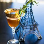 Un Coeur Brûlé cocktail
