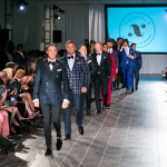 Ben Mulroney on the catwalk of the GotStyle 10 Year Anniversary