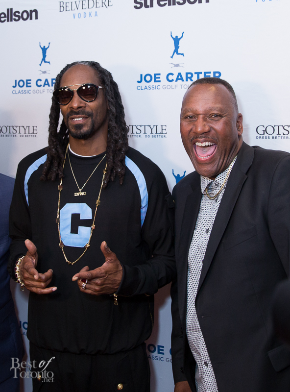 Snoop Dogg, Joe Carter