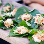 Dailo's Smoked Trout Betal Leaf
