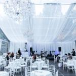 Inside the Glass Pavilion
