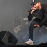 Kendrick Lamar and his Reebok Classics