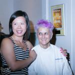 Yvonne Tsui (uFeast), Cristina Bowerman | Photo: Nick Lee