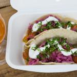 El Gastronomo Vagabondo's signature cod tacos
