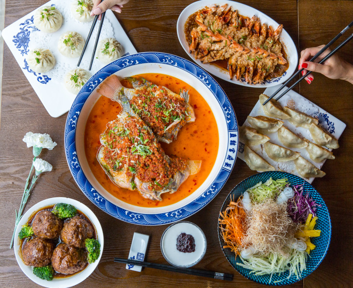 Best Chinese Food Financial District Toronto