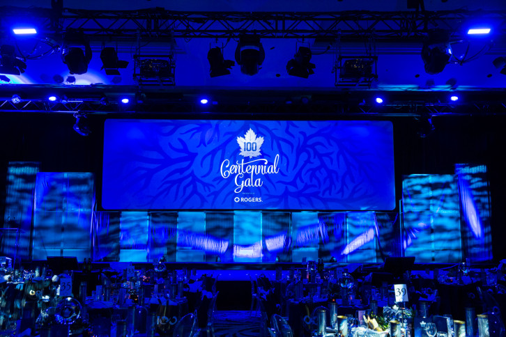 watch c3cb3 e0672 Celebrating 100 years of the Toronto Maple Leafs at the ...